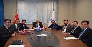 Ezine Gıda İhtisas OSB ile ÇOMÜ arasında güç birliği