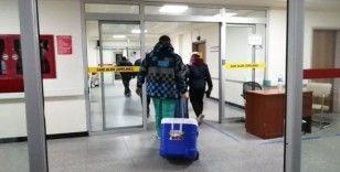 Gazetecinin organları 6 hastaya umut oldu