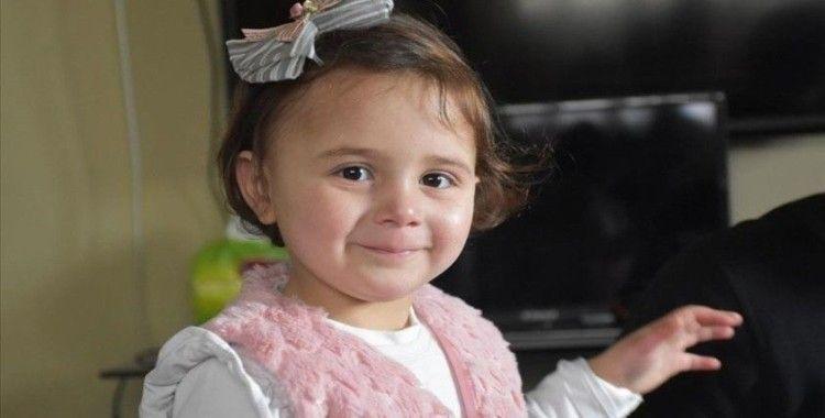 Suriyeli minik Selva 6 aydır 'savaş oyunu' oynuyor