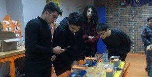 GKV Yapay Zeka Ve Robotik Kulübü etkinlikleri