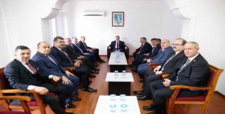 """Milletvekili Erbaş: """"Maraş, Türkiye'nin desteği ile sivil kullanıma açılacaktır"""""""