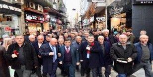 AK Parti Ortahisar'dan gövde gösterisi