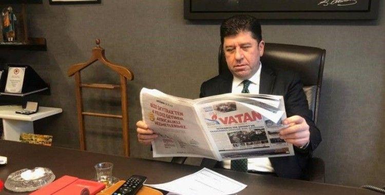 Milletvekili Yaşar Tüzün: GMG ile gurur duyuyoruz!