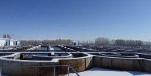 Erciş'e 30 yıllık ihtiyacı karşılayacak arıtma tesisi