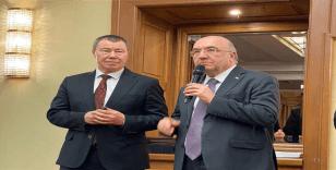 Samsar, MAİB üyelerine Türkiye-Rusya ekonomik ilişkilerini anlattı