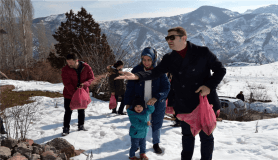 Torul'da yaban hayatı unutulmadı
