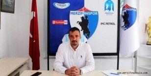 Taşkın, Merzifonspor Kulübü Başkanlığından istifa etti