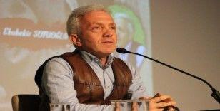 Prof. Dr. Ebubekir Sofuoğlu gençlere konferans verdi