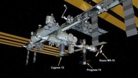 Cyngus kargo mekiği Uluslararası Uzay İstasyonu'na ulaştı