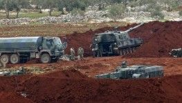 TSK, İdlib'deki mevzilerini güçlendiriyor