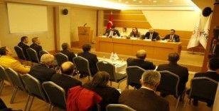 Zonguldak'ta Batı Karadeniz'in turizm sektörü ele alındı