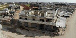 Rejimin vurduğu Atarib hayalet şehre döndü