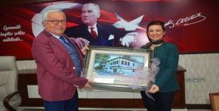 Başkan Köse, Başkan Posbıyık ile fikir alışverişinde bulundu