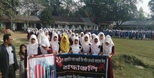 Bangladeş 'Uluslararası Anadil Günü'nü kutluyor