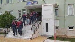 Denizli'deki uyuşturucu operasyonunda 7 tutuklama