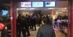 Mersin'de polise bıçaklı saldırı