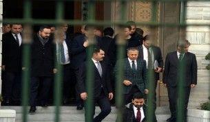 Başkanlar, İstanbul Valiliği'nde bir araya geldi