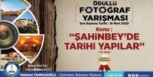 'Şahinbey'de Tarihi Yapılar' fotoğraf yarışmasının süresi uzatıldı