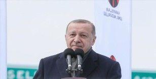 Cumhurbaşkanı Erdoğan: Gezi'den sonra yaşanan hiçbir hadise tabii mecrasında gelişerek ortaya çıkmamıştır