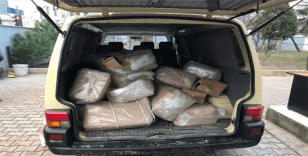 Almanya'daki fuara silah sevkiyatı polise takıldı