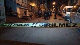 Beyoğlu'nda silahlı kavgada 1'i ağır 2 kişi yaralandı