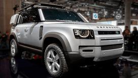 Yeni Land Rover Defender'in fren balataları Delphi Technologies'ten