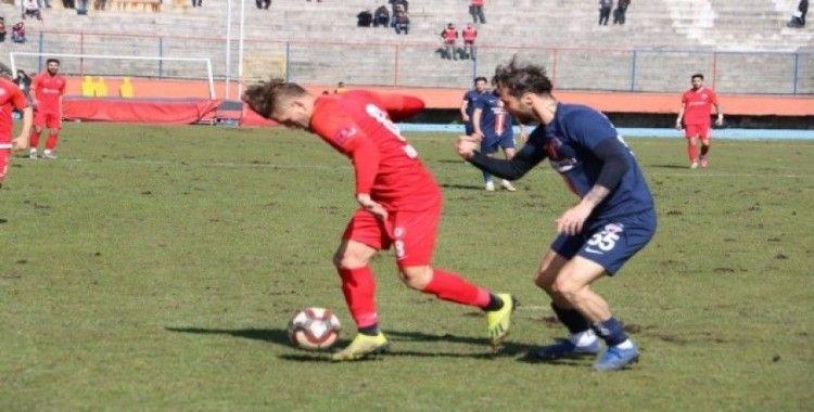 TFF 2. Lig: Zonguldak Kömürspor: 0 - Hekimoğlu Trabzon: 3