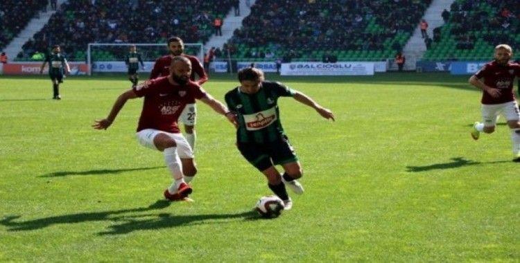 TFF 2. Lig: Sakaryaspor: 1 - Bandırmaspor: 0