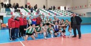 Salihli'nin Sultanları, filede ligi 4. sırada bitirdi