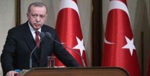 Cumhurbaşkanı Erdoğan: 'Okul ihtiyacını tamamen çözmeyi hedefliyoruz'