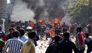 Vatandaşlık yasası protestosu 7 ölü