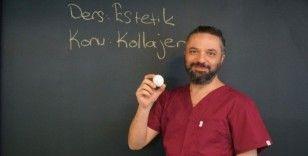 Op. Dr. Bilgehan Aydın kollajen takviyesi için kelle paçayı önerdi