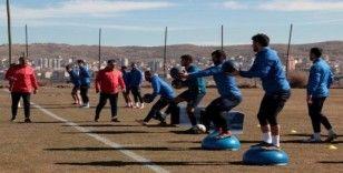 Nevşehir Belediyespor, Gölcükspor hazırlıklarını sürdürüyor