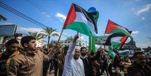 Gazze'den, İsrail'in ablukayı artıran kararlarına tepki