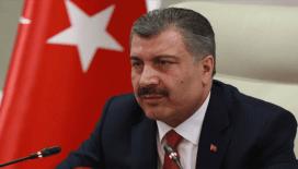 Sağlık Bakanı Koca: 'Şu ana kadar korona virüsün Türkiye'ye girişi olmadı'