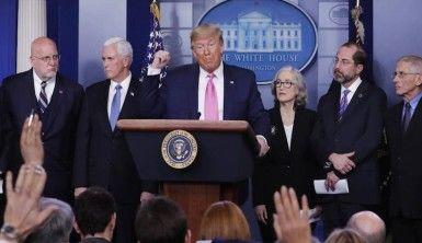 Trump, Koronavirüsü ile mücadele için Mike Pence'i görevlendirdi