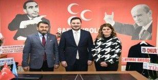 AK Parti ve İyi Parti'den MHP'ye geçtiler