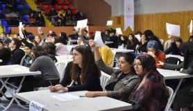 Isparta'da Gençlerarası Bilgi Yarışması düzenlendi