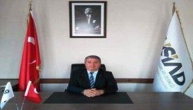 """Başkan Tosun: """"Canımız, malımız ve tüm imkânlarımız ile devletimizin yanındayız"""""""