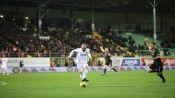Süper Lig: Alanyaspor: 1 - Beşiktaş: 0 (İlk yarı)