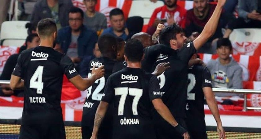 Beşiktaş deplasmanda kazandı