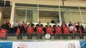 """Gençlik ve Spor Hizmetleri İl Müdürü Murat Eskici: """"Vatansever sporcular ve idareciler sayesinde, milletimizin sırtı yere gelmeyecek"""""""