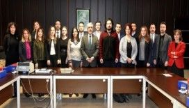 """Rektör Bilgiç'ten yeni atanan akademisyenlere: """"Tüm değerlendirmelerinizde adil ve dürüst olun"""""""