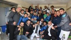 Alaşehir Belediyespor'dan 10 gollü tarihi galibiyet