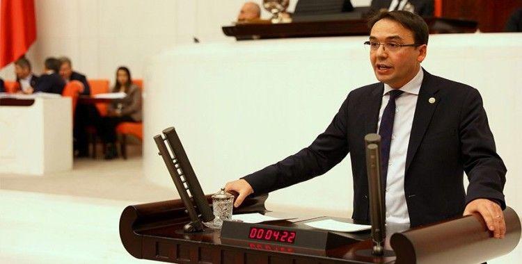 Baltacı Kastamonu'nun sağlık konusundaki taleplerini Meclise taşıdı