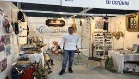 Su Üstünde, Boat Show Tuzla Fuarı'nda ürünlerini sergiledi
