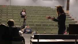 Eskişehir'de kadınlar kendi hikâyelerini kendileri sahneliyor