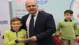 Kütahya Ağaçköy Ortaokulu tiyatro yarışmasında il ikincisi oldu