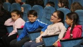 Yenimahalle'de miniklere ücretsiz tiyatro gösterimi
