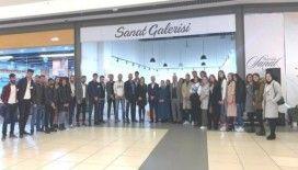 DPÜ'de öğretim üyesi Süleyman Şenol anısına sergi